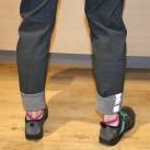 Arc'teryx A2B Commuter Pant: Reflektoren am Beinabschluss