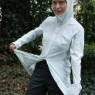Arc'teryx A2B Windbreaker Jacket Women: super leichter Softshell-Kurzmantel