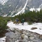 Erste Restschneefelder tauchen auf