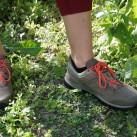 Coole Schuh, nicht nur passend zum Outfit, sondern auch bequem zu tragen.