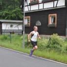 Auf dem Weg zum Auersberg - noch geht es nicht bergauf ...