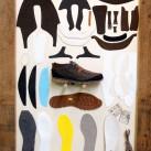 Schautafel von AKU: Lasst uns einen Schuh mal selber bauen ...