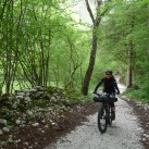 Bikepacking mit Ortlieb-Equipment in Slowenien