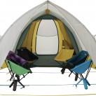 Therm-a-Rest Tranquility 6 und Arrowspace Shelter - Platz für alle! (© Cascade Designs, Inc.)