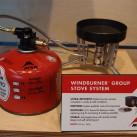 neuer Windburner-Kocher von MSR