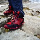 Guter Grip im steinigen Gelände: Moab FST mid GTX