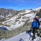 Wegbegleiter in der Tatra: Squall Hooded Jacket