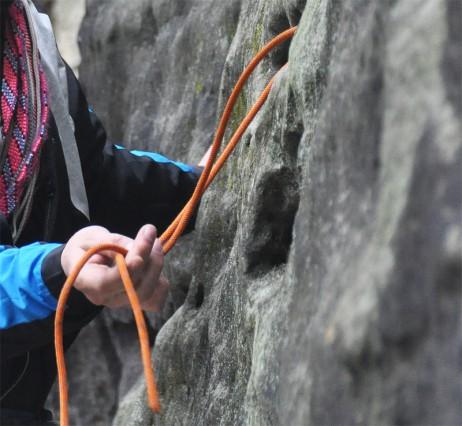 Sicher(n) beim Klettern in der Sächsischen Schweiz