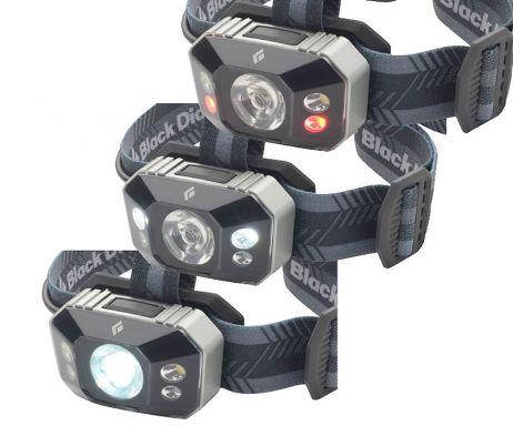 Testbericht passend zur dunklen Jahreszeit: Stirnlampe Icon von Black Diamond