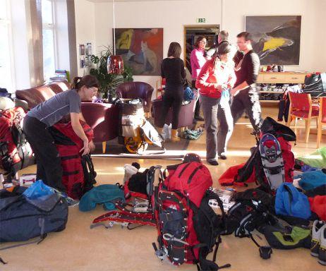 Testbericht Bach Specialist 2 FA – Teil 2 (unterwegs auf Schneeschuhen in Schweden)