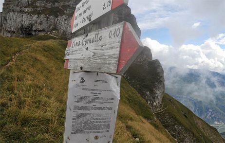 Klettersteigvergnügen am Gardasee