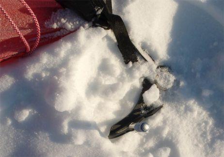 Im Wintertest: Der Hilleberg-Klassiker Staika