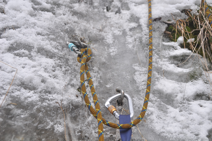 Klettersteigset Haltbarkeit : Outdoor szene le reiseberichte & informationen neues kletterseil