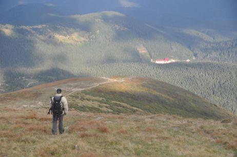 Unterwegs auf einem Kurztrip in den Waldkarpaten