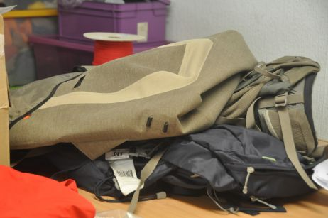 Auf Spurensuche: Dem Outdoor Service Team über die Schulter geschaut