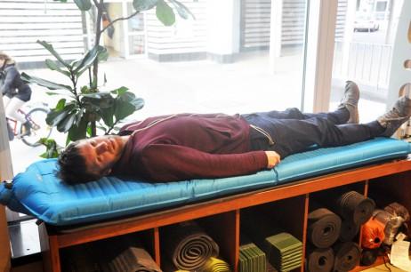 Aufsteiger der Woche: Schlafen Deluxe mit der NeoAir Camper SV von Therm-a-Rest