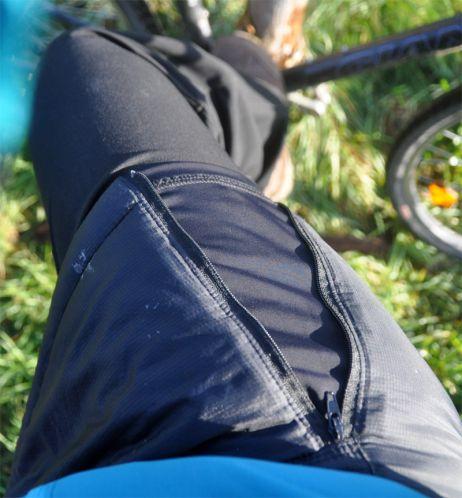Auf den kurzen Rock gekommen: Mit einem Insulation Skirt durch den Winter