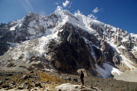 Trekking zu den schönsten Bergen der Welt