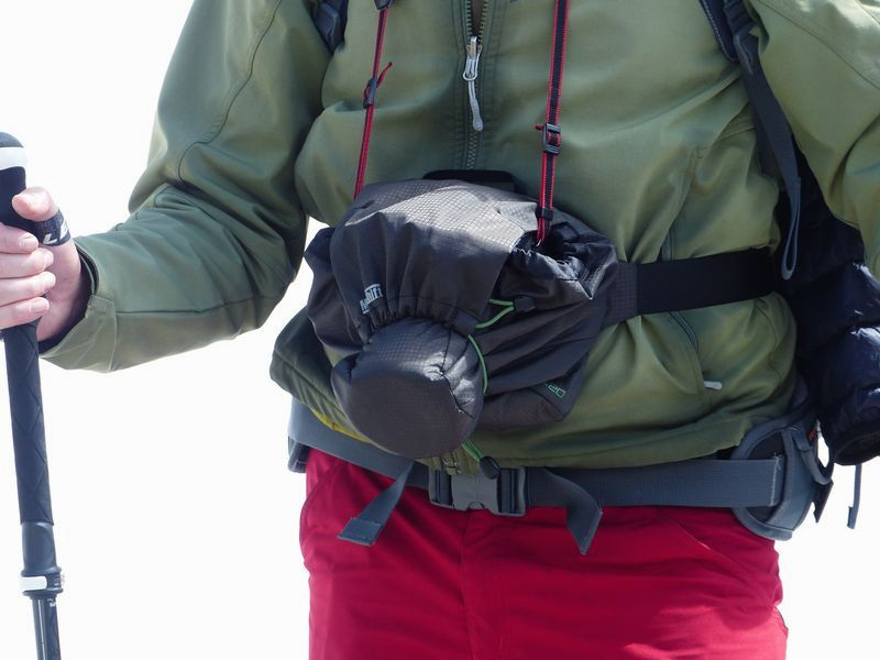 Ultra Light Klettergurt : Testbericht edelrid cable ultralight knilchs