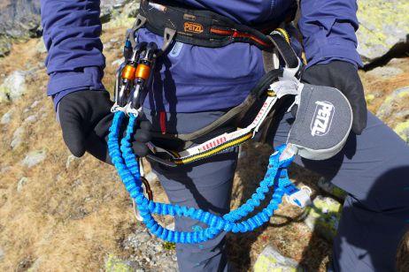 Update: die neue Prüfnorm für Klettersteigsets ist da!