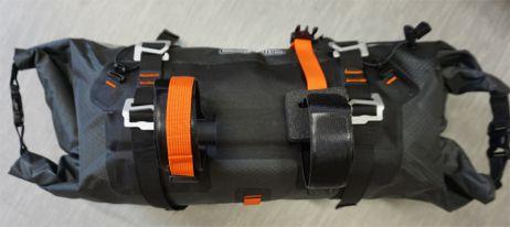Bikepacking mit Ortlieb: Handlebar-Pack, Seat-Pack und Accessory-Pack im Test