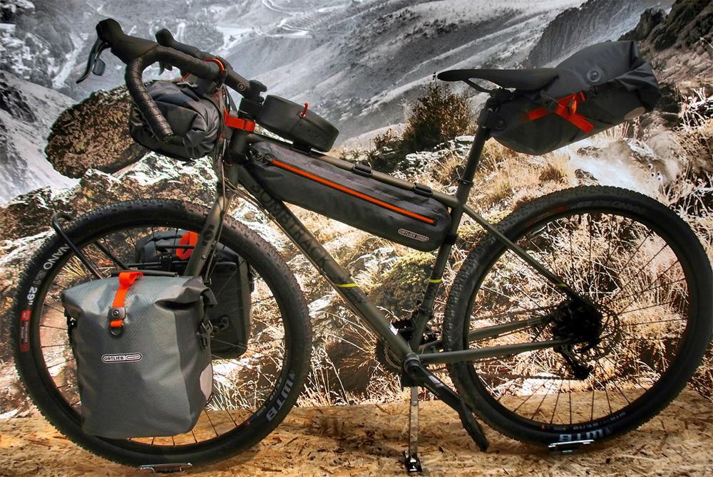 Ausrüstung Reiseberichte & Informationen   Bikepacking mit