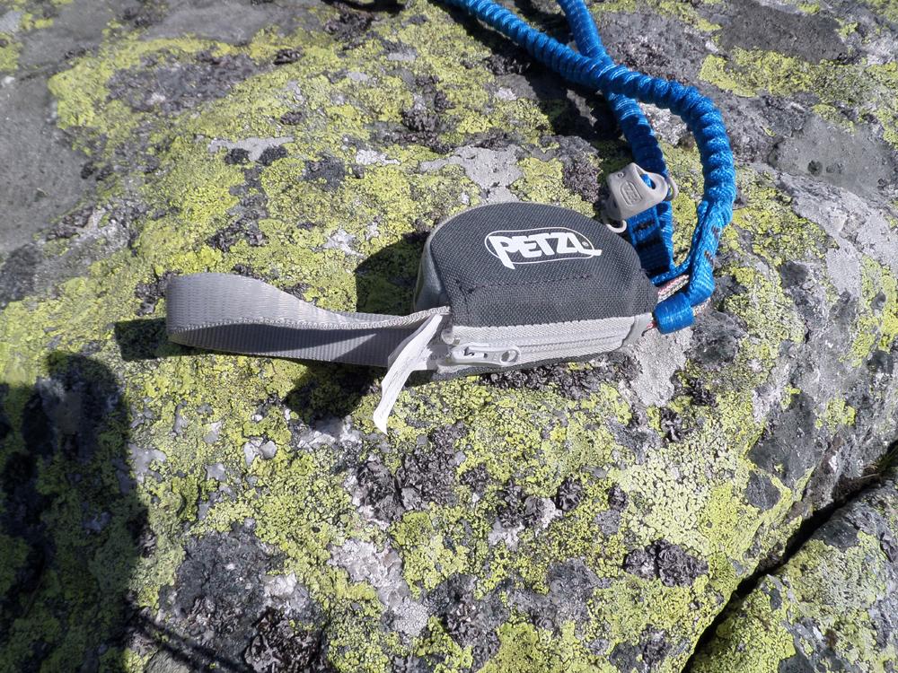 Klettersteigset Petzl Scorpio Vertigo : Ausrüstung reiseberichte & informationen testbericht: petzl