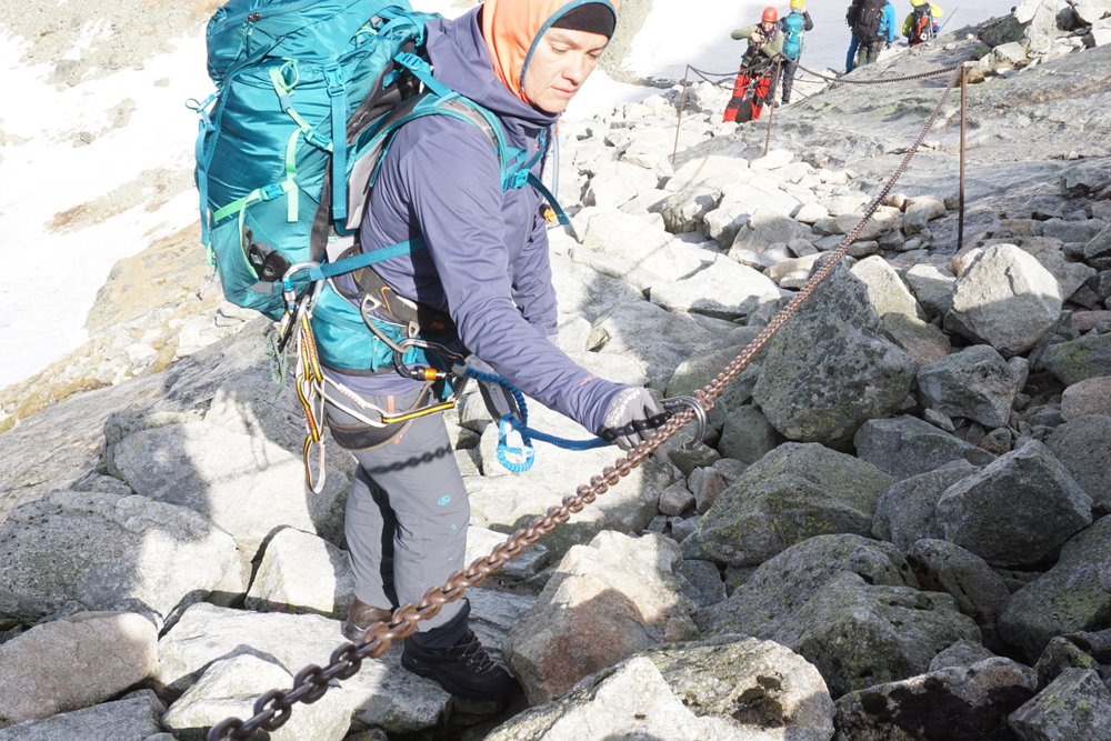Klettersteigset Test 2016 : Ausrüstung reiseberichte informationen testbericht petzl