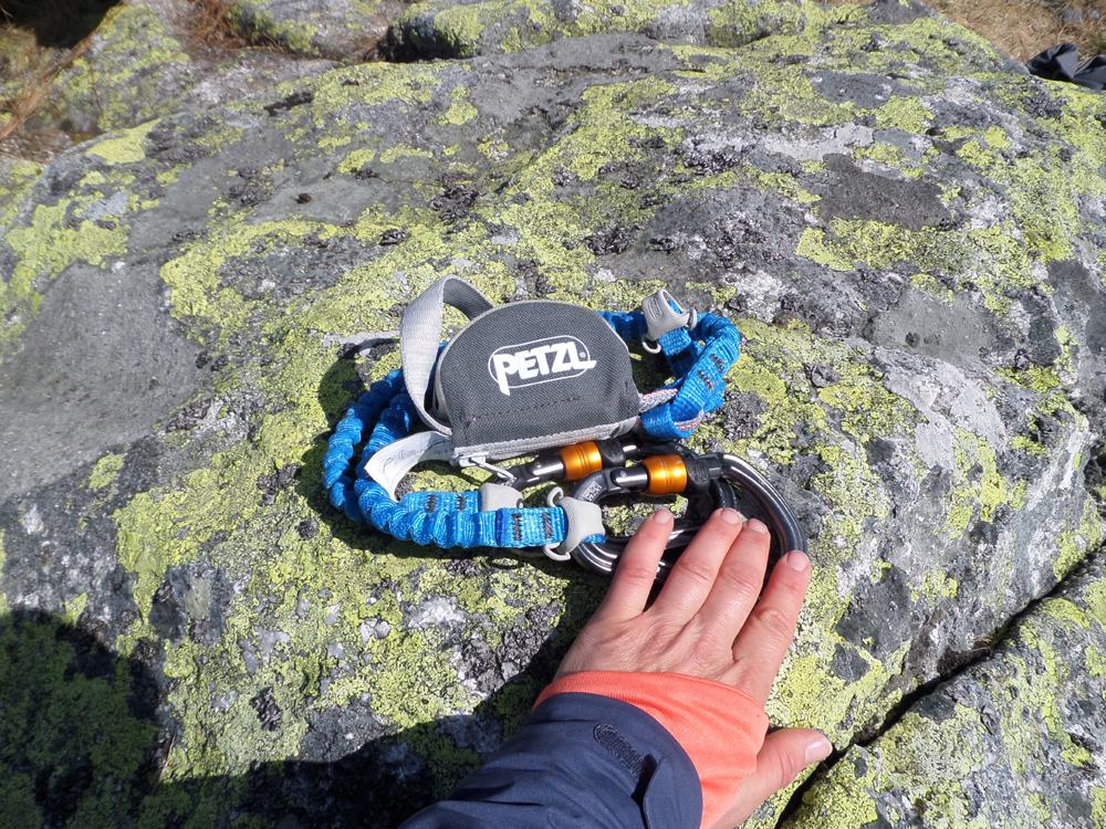 Klettersteigset Petzl Rückruf : Ausrüstung reiseberichte informationen testbericht petzl