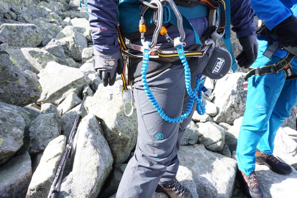 Klettersteigset Jester : Ausrüstung reiseberichte & informationen testbericht: petzl
