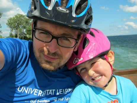 Ostsee-Radweg – Westwind, Regen und Mückenstiche