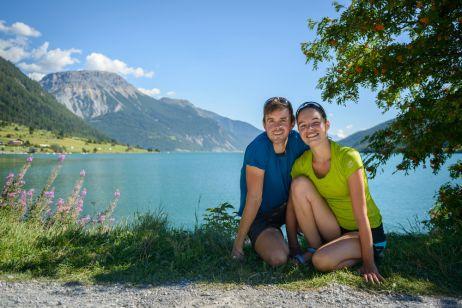 Radtour entlang der Via Claudia von Augsburg nach Italien und durch die Schweiz Richtung Zürich