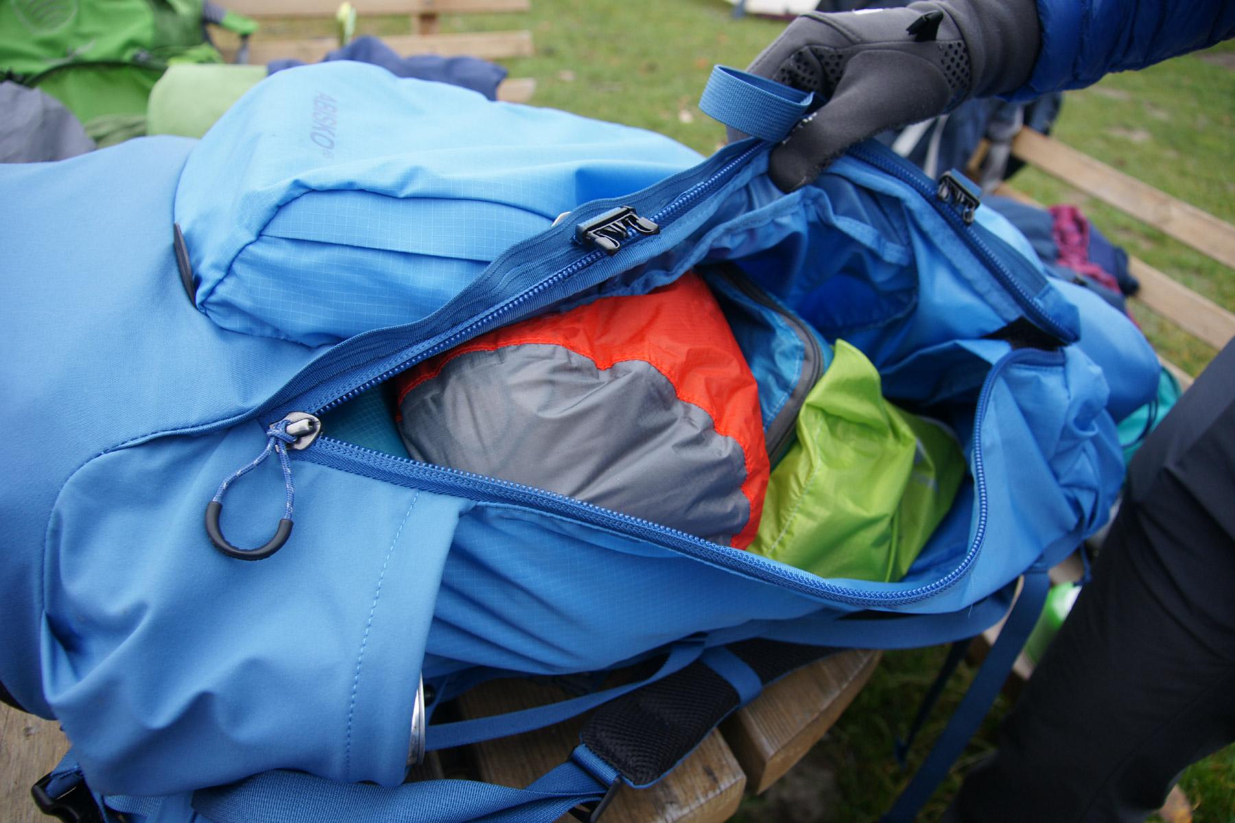 Ausrstung Reiseberichte Informationen Auf Testtour Mit Dem Fjallraven Abisko Hike 35 Green Trekkingrucksack Testbericht Auch Ohne G 1000 Absolut Genial Tour
