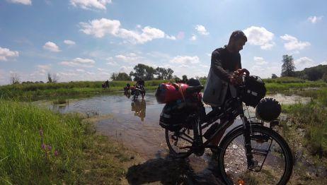 Mit dem Rad zur Ostsee und zurück