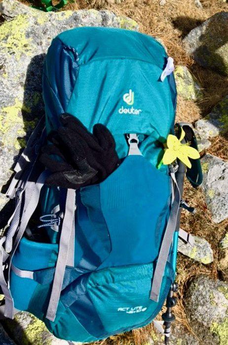 Testbericht:  Deuter ACT Lite 45+10 SL – Der solide Wanderbegleiter, der dich nicht im Stich lässt!