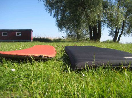 Testbericht: Therm-A-Rest NeoAir Venture WV