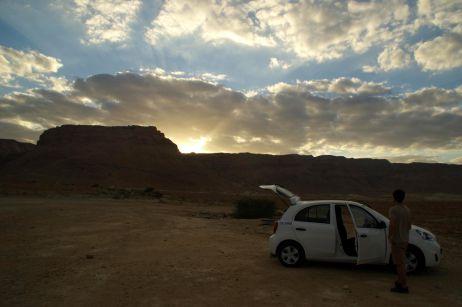 Road-Trip durch Israel