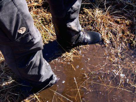 """""""Der Weg ist der Fluss, der Fluss ist der Weg""""  – der Cape Wrath Trail I (von Fort William bis Strathcarron)"""