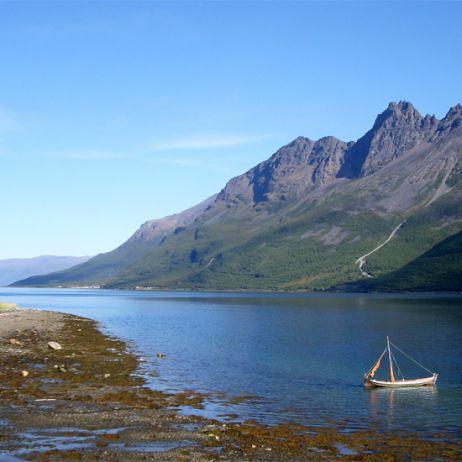 Mit dem Fahrrad zum Nordkap