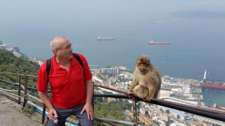 Andalusien – Palmen, Affen und Tapas im Rucksack