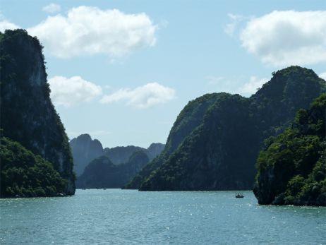 Eine Reise von Hanoi nach Saigon im Juni 2011