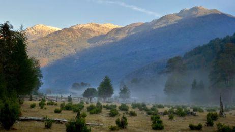 HUELLA ANDINA: Etappen 17-19