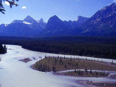 Mit Auto und Zelt durch British Columbia und Alberta