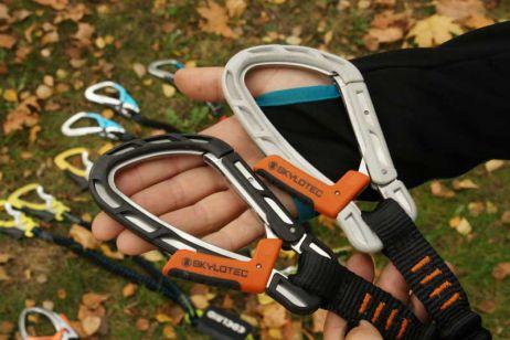 Faszination Via Ferrata: Teil 4 – Testbericht Klettersteigsets 2014