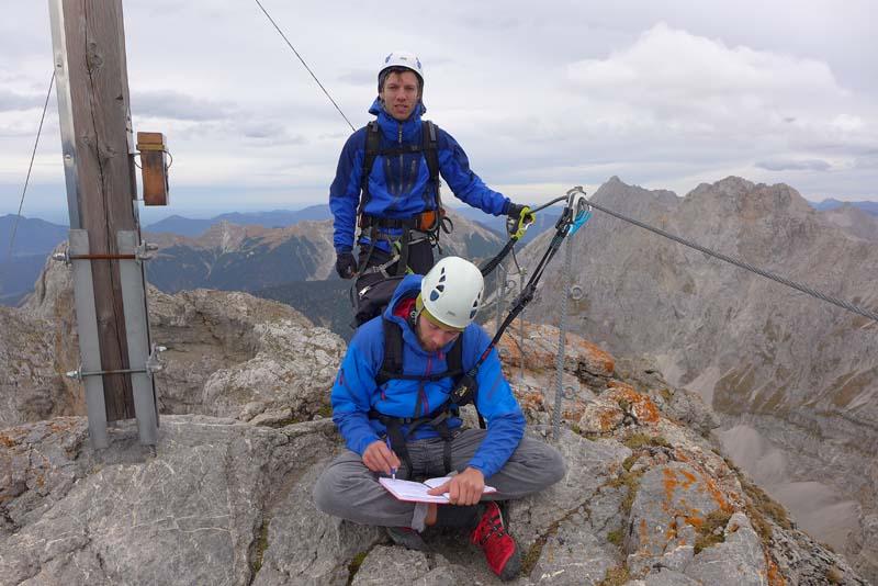 Klettersteigset Im Vergleich : Klettersteigset test vergleich gute klettersteigsets