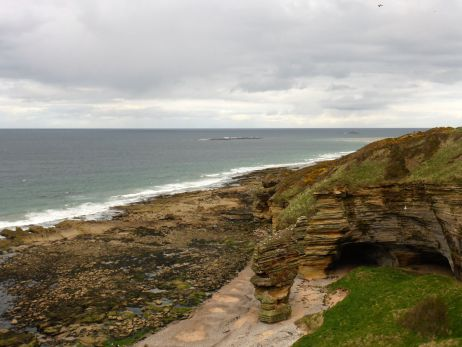 Der Moray Coast Trail – abseits der Touristenhorden