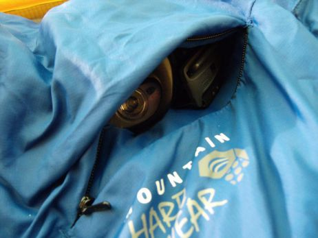 Testbericht: Auf Tour mit dem Lamina 20 von Mountain Hardwear