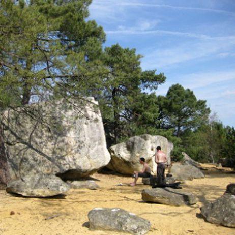 Ein Bouldertrip für Anfänger nach Fontainebleau