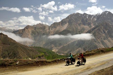 Mit dem Fahrrad durch Iran