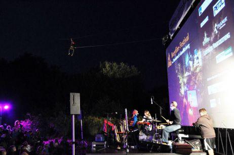 Kleine Reminiszenz zum 19. Bergfilmfestival am Gautlitzberg